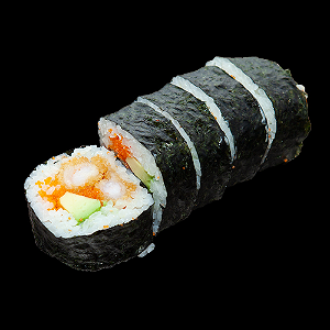 Foto Futo soft shell crab roll
