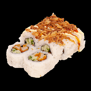 Foto Crunchy chicken roll