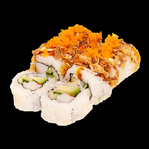 Foto Crunchy California roll