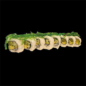 Foto Soft shell veggie roll