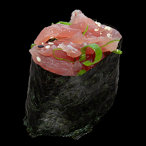 Foto Gunkan spicy tuna